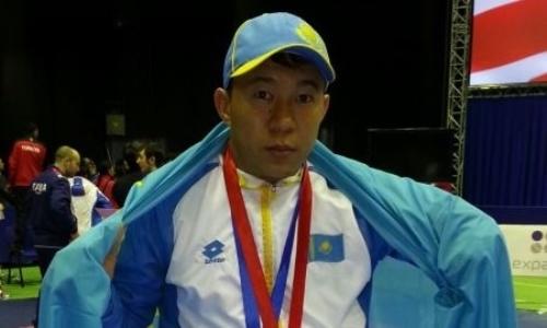 Чемпион мира по паратхэквондо из Казахстана уступил в стартовом поединке Паралимпиады-2020