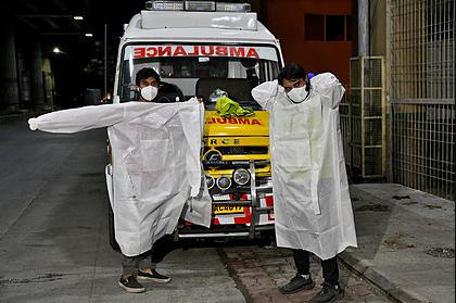 В Индии зафиксировали вспышку убивающего до 75 процентов заболевших вируса