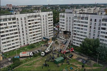 В Ногинске в результате взрыва газа в жилом доме погибли пять человек
