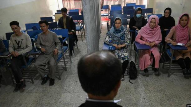 Талибы разрешили женщинам учиться в вузах в хиджабах и отдельно от мужчин