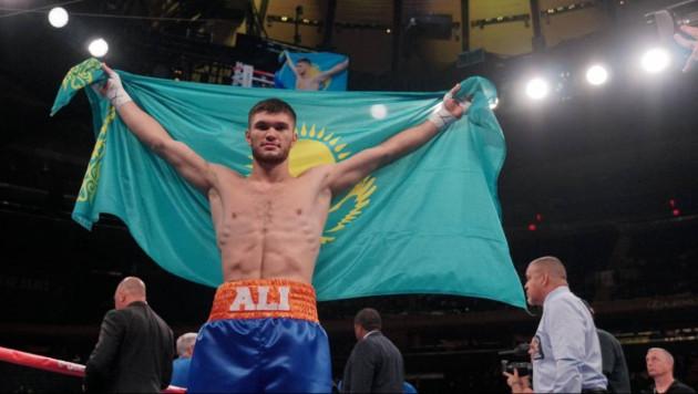 """Али Ахмедов за три раунда расправился с """"Пантерой"""" и вернулся победой нокаутом"""