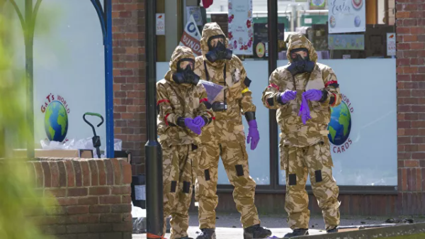 """Британская полиция назвала имя третьего подозреваемого по """"делу Скрипалей"""""""