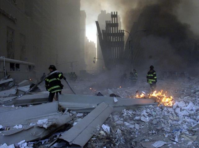 """Главарь """"Аль-Каиды""""* появился на видео в годовщину терактов 11 сентября"""