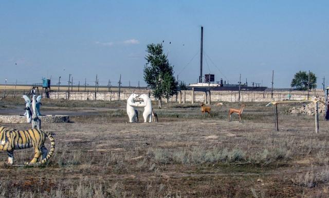 Желающих купить колонию для особо опасных преступников не могут найти в Казахстане