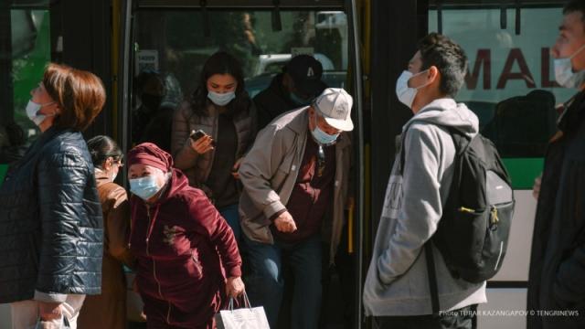 Незначительное снижение. Менее трех тысяч случаев коронавируса выявлено за сутки в Казахстане
