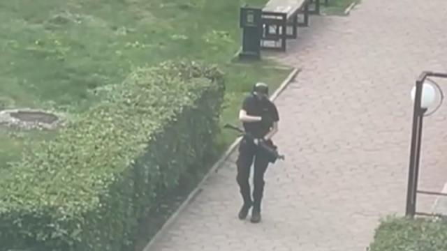 Стрельба в  Пермском государственном университете: есть погибшие. Подробности