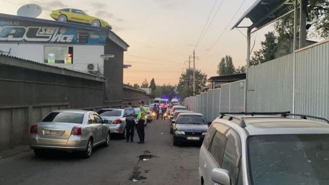 Стрельба в Алматы: из-за чего пытались выселить жильцов