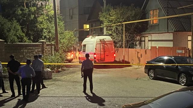 Палата судисполнителей прокомментировала массовый расстрел при выселении в Алматы