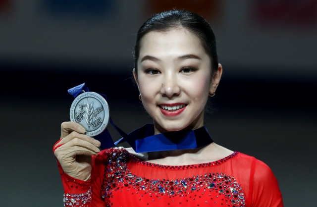 Элизабет Турсынбаева завершила спортивную карьеру