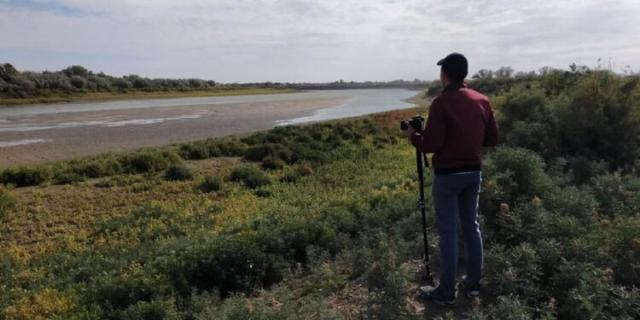 Причину обмеления реки Жайык в Атырауской области назвали в Минэкологии