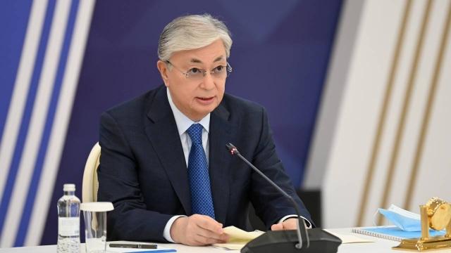 Токаев о стрельбе в Алматы: Убийство нельзя оправдать