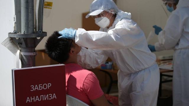 Менее 2 000. О ситуации с коронавирусом в Казахстане рассказали в Минздраве