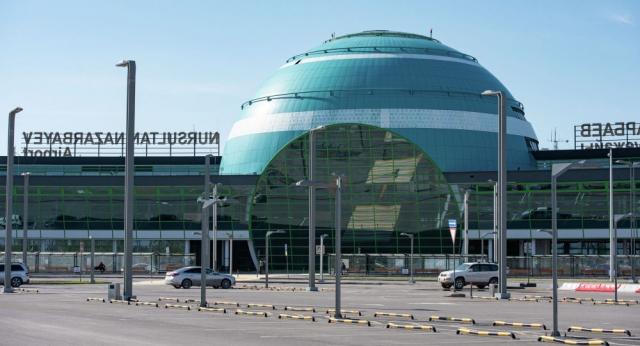 Задымление произошло в аэропорту Нур-Султана