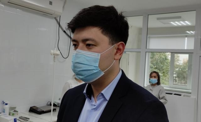 Павлодарский прокурор стал донором стволовых клеток для девочки из России