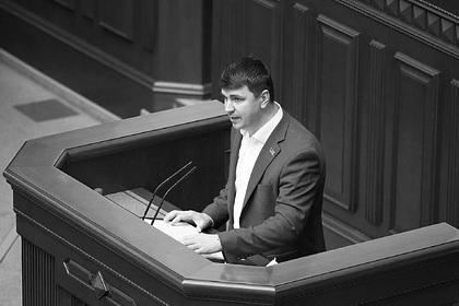В Киеве найден мертвым бывший депутат партии «Слуга народа»