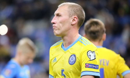 Сборная Казахстана провалила домашний матч против Финляндии в отборе ЧМ-2022