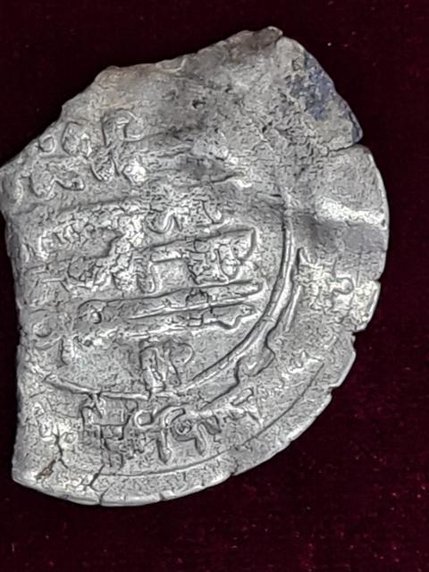 Древние серебряные дирхемы нашел житель Тараза в чистом поле