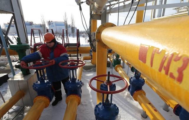 Argus: газ стал дороже нефти впервые за семь лет