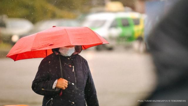 1707 заболевших коронавирусом зарегистрировано за сутки в Казахстане