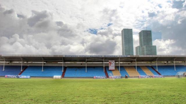 Центральный стадион в Нур-Султане снесут и отстроят по-новому