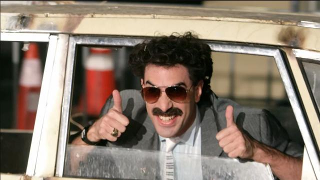 Самый главный тролль Голливуда: Саша Барон Коэн и его шутки